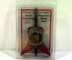 FLANGE WIZARD Small Magnetic Standard Centering Head Tool