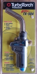 TURBO TORCH SELF LIGHTING TORCH