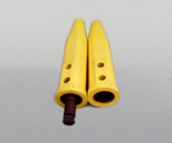 LENCO Cable Connector Yellow