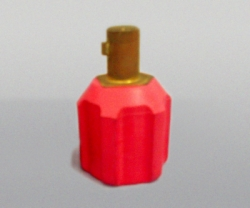 LENCO Machine Plug Red