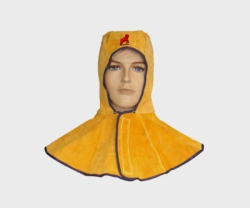 REDRAM Welding Hood Golden Leather