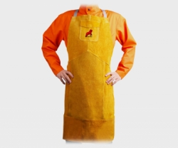 REDRAM Welding Aprons Golden Colour