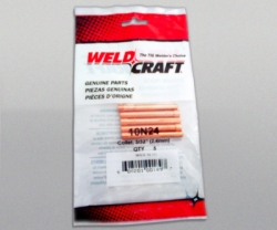 WELDCRAFT Collet 2,4 mm