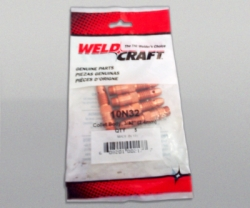 WELDCRAFT Collet Body 2,4 mm