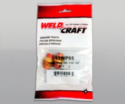WELDCRAFT Collet Body Heavy Duty