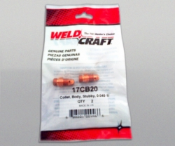 WELDCRAFT Stubby Collet Body