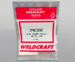 WELDCRAFT Stubby Collet 2,4 mm