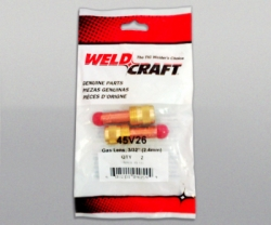 WELDCRAFT Gas Lens 2,4 mm