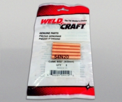 WELDCRAFT Collet 4 mm