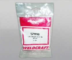 WELDCRAFT Collet 3,2 mm