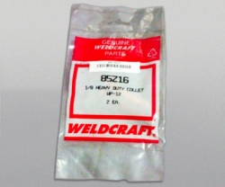 WELDCRAFT Heavy Duty Collet 3,2 mm