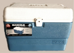 IGLOO MAXCOLD ICE COOLER